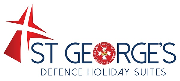 St George's Defence Holiday Suites Logo