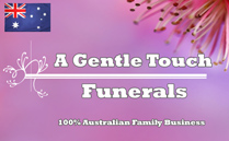 A Gentle Touch Funerals Logo